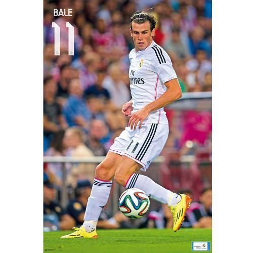 SoccerGaga.com - OFFICIAL Real Madrid C.F. Poster Bale 32, $18.99 (http://www.soccergaga.com/real-madrid-c-f-poster-bale-32/)