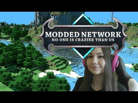 MODDED NETWORK 25.rész - Kalandozgassunk!:3
