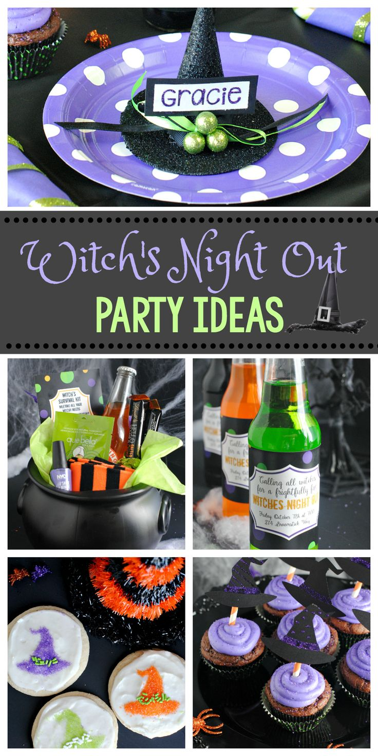 Tweet Pin It Grab your broomsticks, dust off your cauldrons and come check out our Witch's Night Out Party! It's that time of year where witches are loved and broomstick transportation is acceptable…so hop on board! A Witch's Night Out is a great way to gather together as women and laugh, eat, visit, and play...Read More »