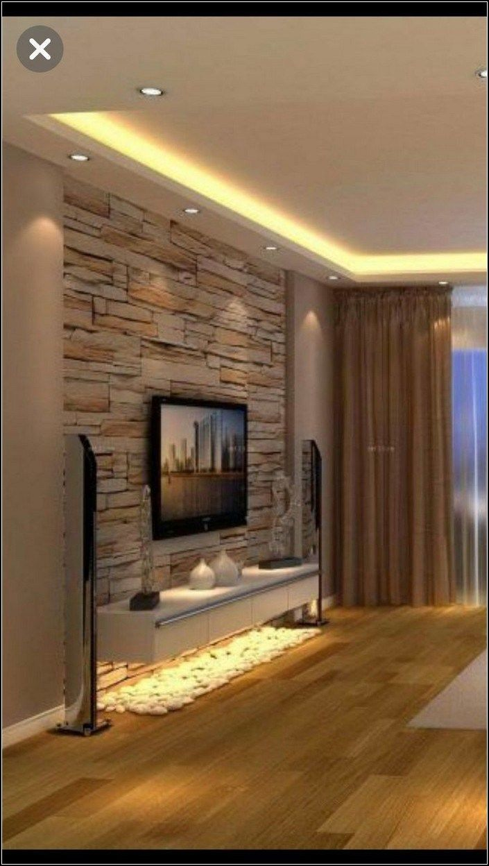 Tv Unit Design For Livig Room: 164+ Best Tv Wall Design And Ideas -page 36
