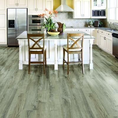 Allure UniFit Ultra Smoked Oak Silver 87 Inch X 476