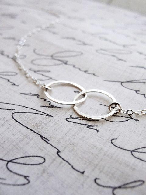 Two Circle Bracelet Uncovet