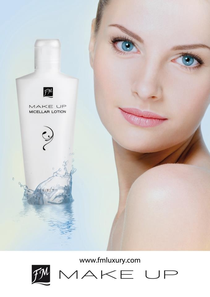 Micellar Make Up Remover  FM Group make-up