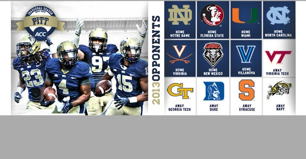 PittsburghPanthers.com - University of Pittsburgh Official Athletic Site - Football