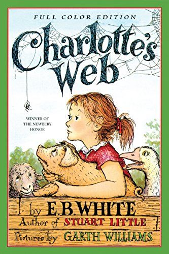 30 best childhood books images on pinterest kid books baby books charlottes web e white garth williams thats some pig fandeluxe Image collections