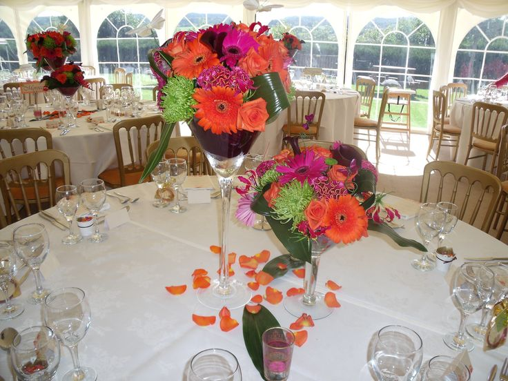 Floral Designs for your Event
