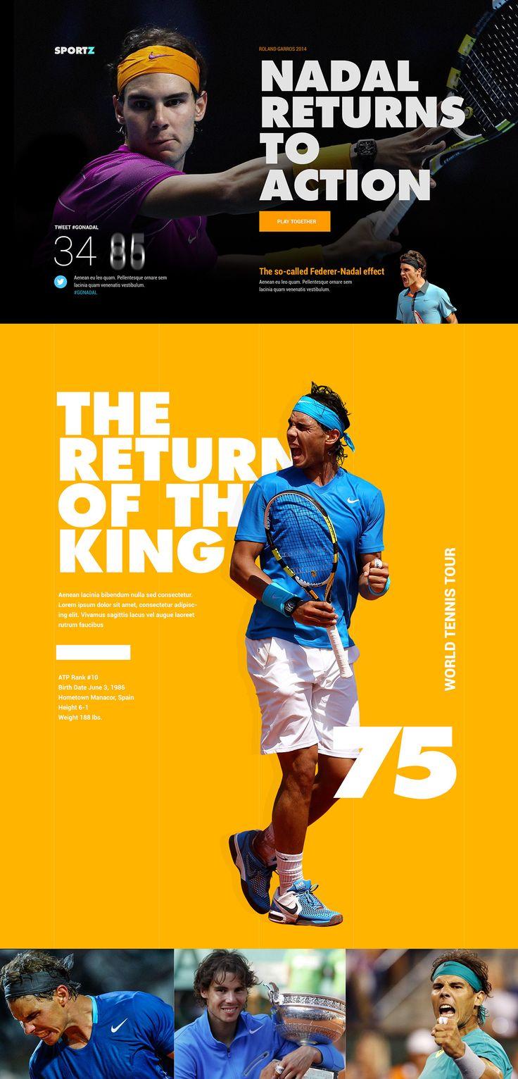 Sportz on Web Design Served