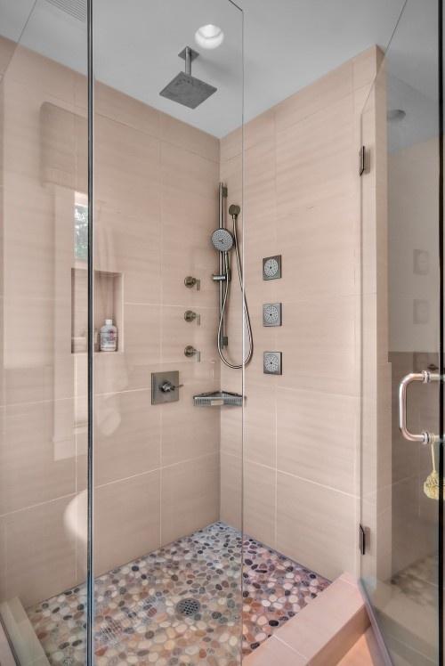 Shower floor...love it.