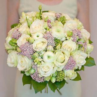 FlowWow! - Букет Б092 из весенних цветов - цветы от всех флористов твоего города