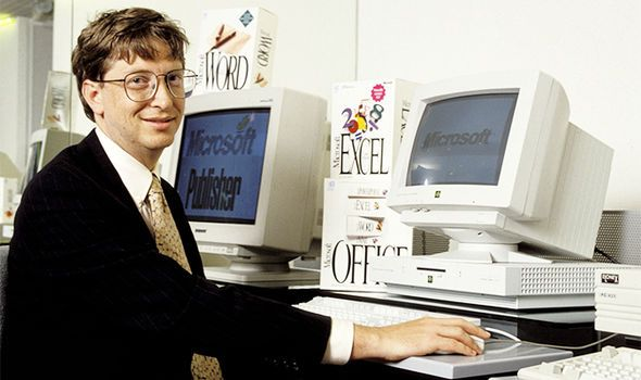 Bill Gates, a notable Harvard Uni alumni #famousdropouts