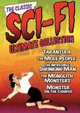 The Classic Sci-Fi Ultimate Collection, Vol. 1 [3 Discs] [DVD]