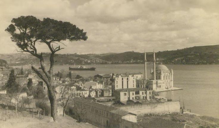 Büyük Mecidiye Camisi, Ortaköy @hayalleme