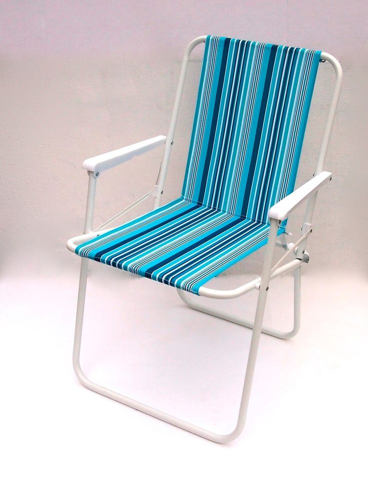 Klappliegestuhl metall  215 best Beach Chair images on Pinterest | Beach chairs, Lounge ...