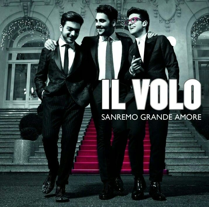 New CD On March 6th, 2015 Il Volo was certified by the Federazione Industria Musicale Italiana (FIMI) with a Gold Record to the EP Sanremo Grande Amore with more than 25.000 copies sold.