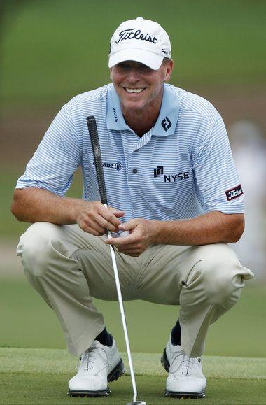 Steve Stricker, PGA Golfer