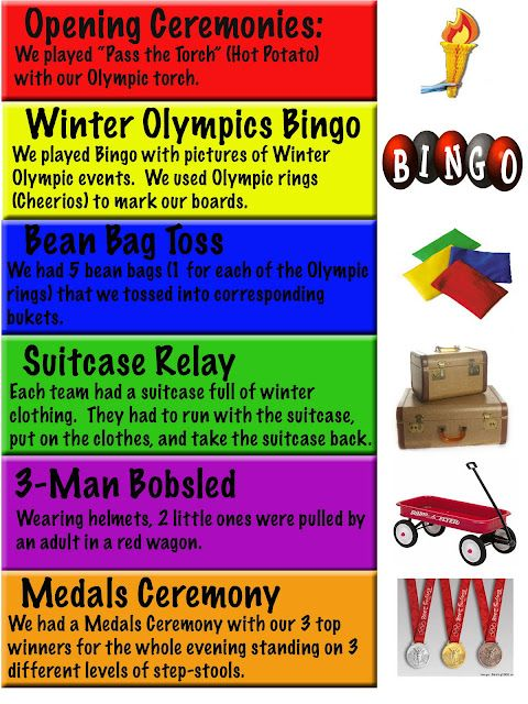 Awesome idea to hold an Olympic Games in the Seniors Home during the summer Olympics!