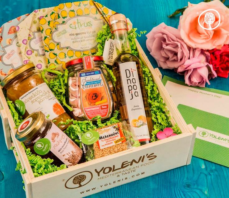 This Mother's Day, treat your mum with a delicious Yoleni's basket! It's a bundle of sweetness for the sweetest Mother in the world… yours! https://www.yolenis.com/14413/mothers_day #yolenisfamily #mothersday