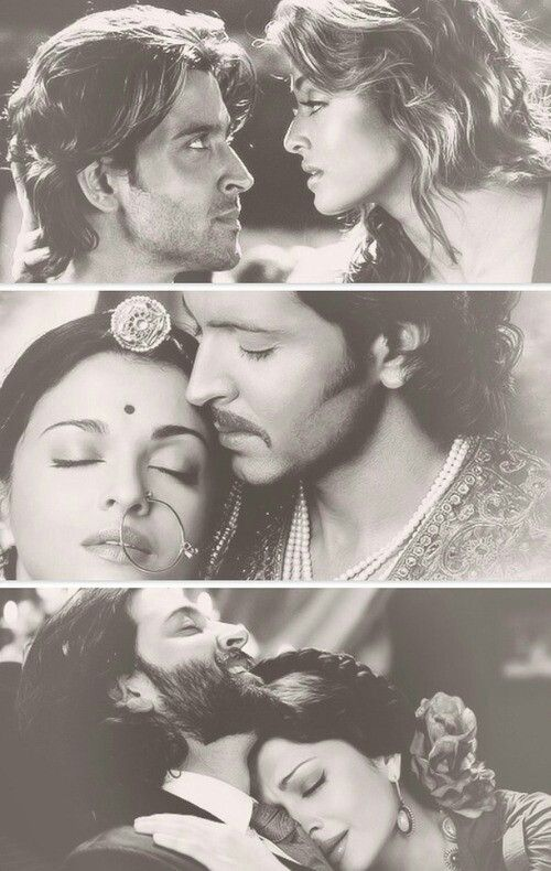 One of the most amazing couples ever....hrithik and aish..love them