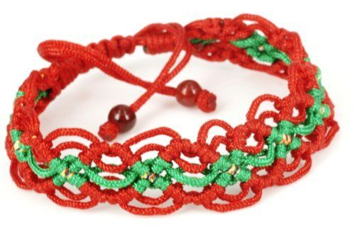 how to make handmade bracelets with threads