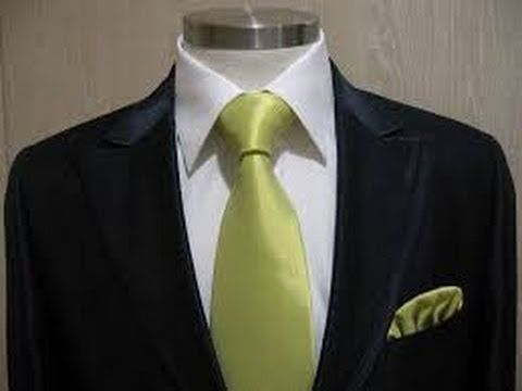 42 best nudos de corbatas images on pinterest tie knots tie a from youtube como hacer un nudo de corbata elegante y fcil to tie a tie easy ccuart Image collections