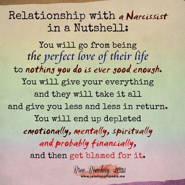 Inspirational, funny and true memes and quotes about everything narcissist.