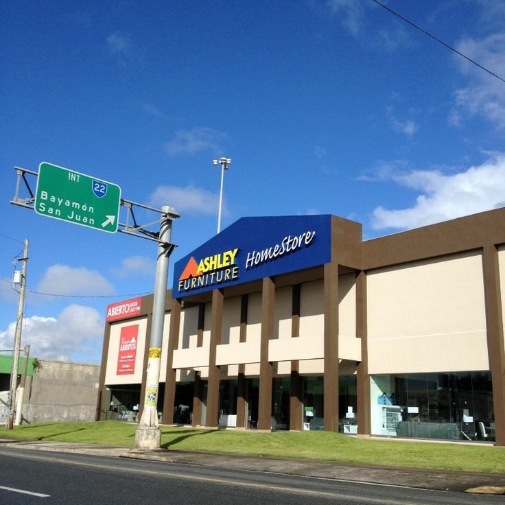 Elegant Ashley Furniture Store · Furniture StoresSan JuanPuerto Rico
