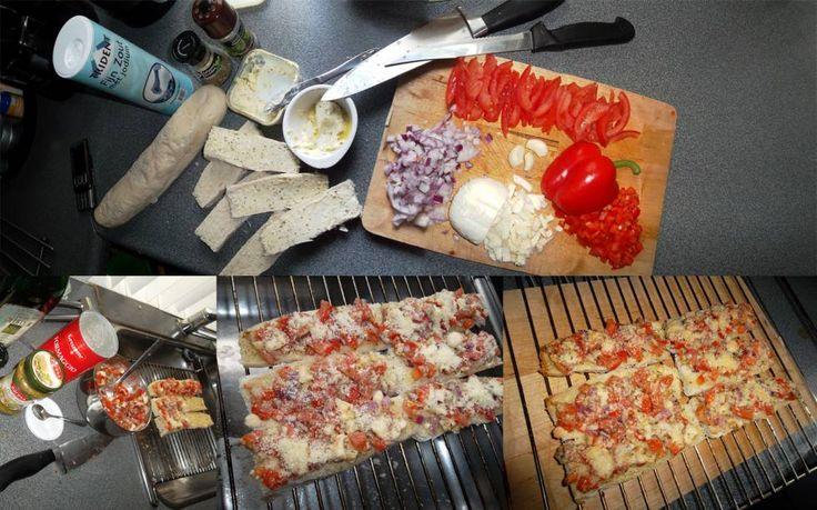 Bruschetta recept | Smulweb.nl