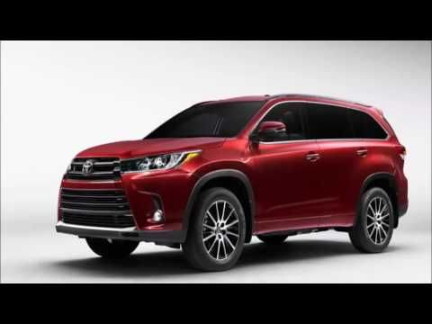 2017 Toyota Highlander Review: Interior Exterior and Drive