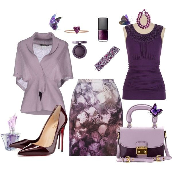 """Lydia"" by sageflower on Polyvore"