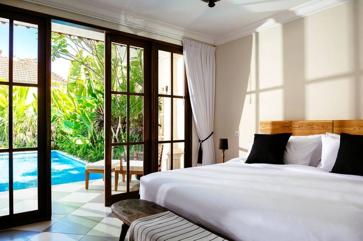 Check out this awesome listing on Airbnb: 2 BR Luxury Villa Soleh 5min to Seminyak Square - Villas for Rent in Kuta Utara