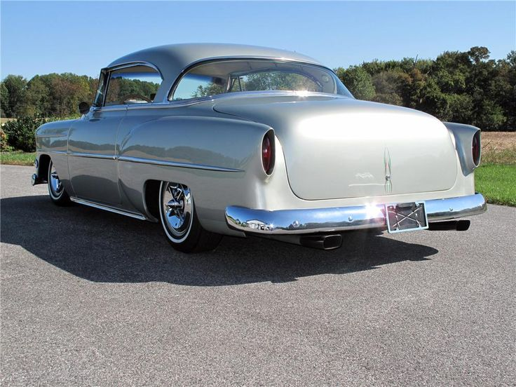 The 25 best 1954 chevy bel air ideas on pinterest for 1954 chevy 2 door hardtop