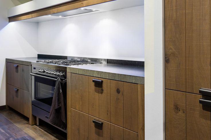 Old Wood keuken K23 | DB Keukens