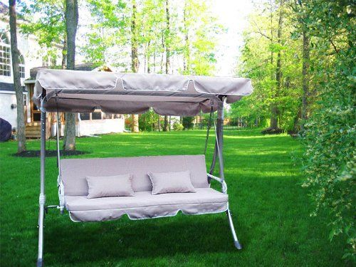 New Outdoor Swing Canopy Replacement Porch Top Cover Seat Patio At Online