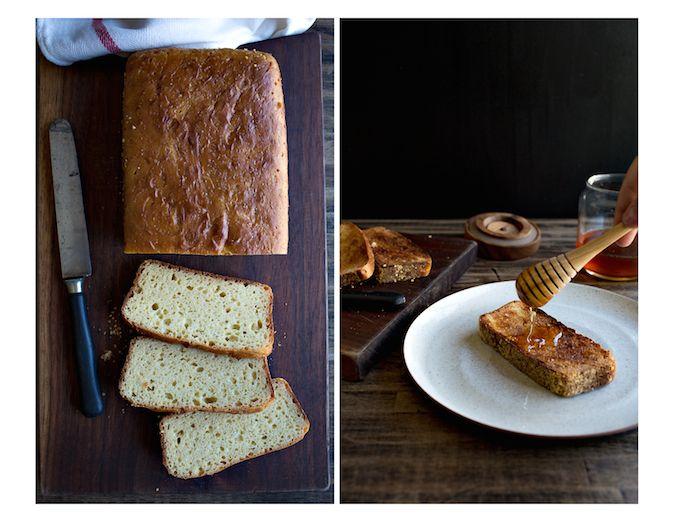 Chez Us | English Muffin Bread | http://chezus.com