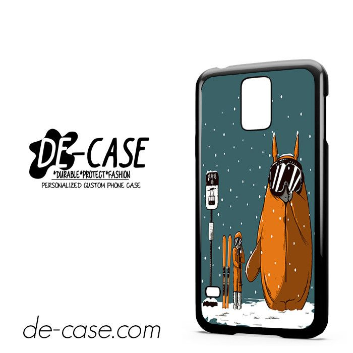 My Neighbor Totoro Wait Snow Want Sky DEAL 7553 Samsung Phonecase Cover For Samsung Galaxy S5 / S5 Mini