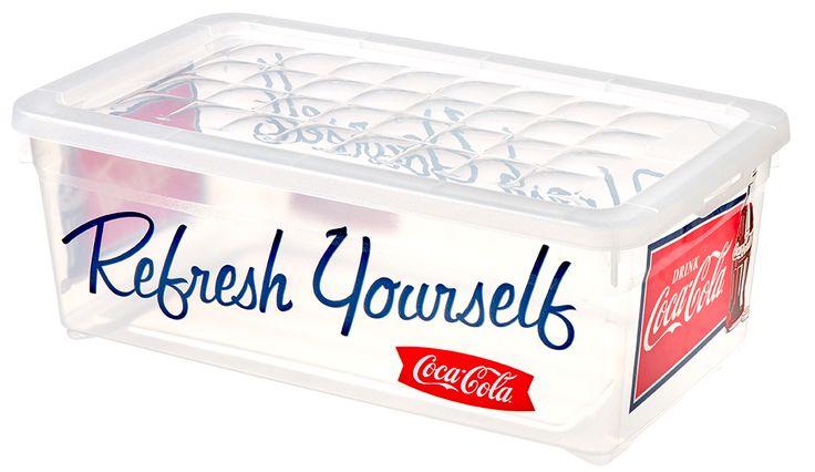 #CocaCola #Curver #Storage #Box