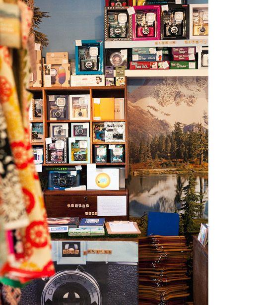 The wall of my dreams :)   Blackbird Corner – Photo Sean Fennessy