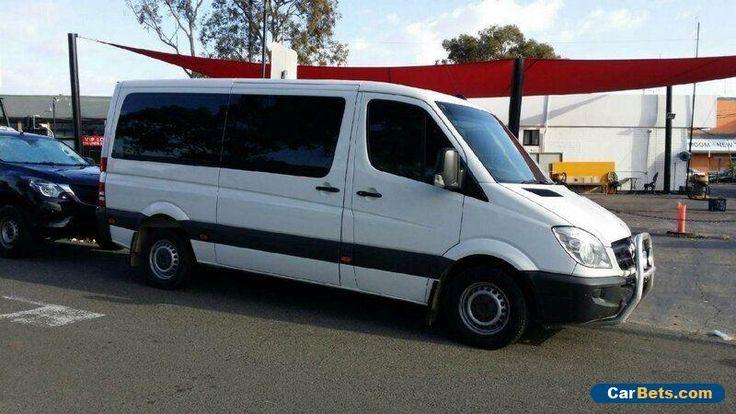 2011 Mercedes-Benz Sprinter 316 CDI White Automatic A VAN MWB #mercedesbenz #sprinter #forsale #australia