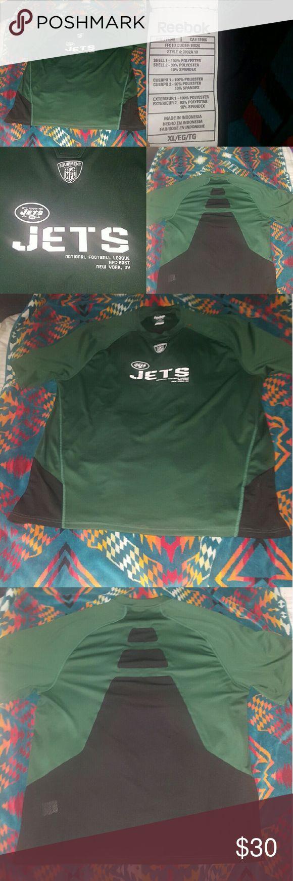 NY JETS REEBOK xl activewear  t shirt NY JETS XL ACTIVEWEAR T SHIRT NWOT REEBOK Reebok Shirts Tees - Short Sleeve