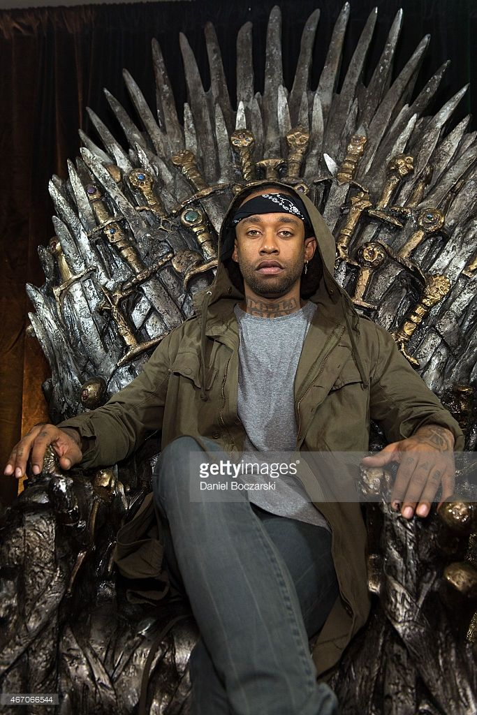Ty Dolla Sign attends HBO Game of Thrones Presents: Snoop Dogg Catch The Throne Event At SXSW on March 20, 2015 in Austin, Texas.