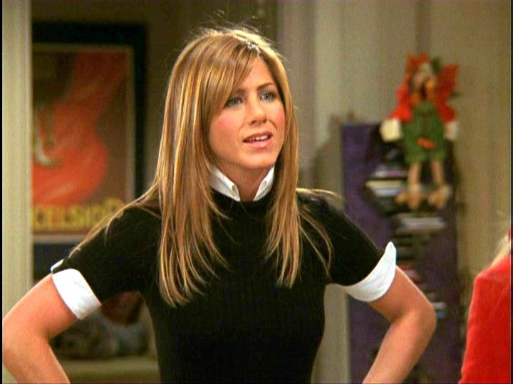 Photo of Jennifer Aniston from Friends (2003) | HAIR ...