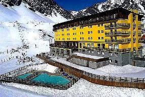 Portillo Para el mejor ski del mundo.