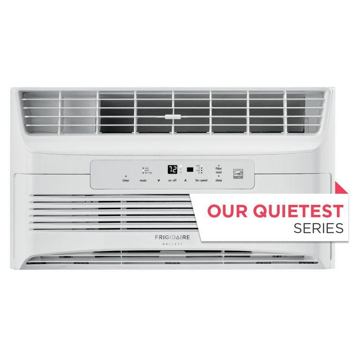Frigidaire 6000-BTU 250-sq ft 115-Volt Window Air Conditioner ENERGY STAR