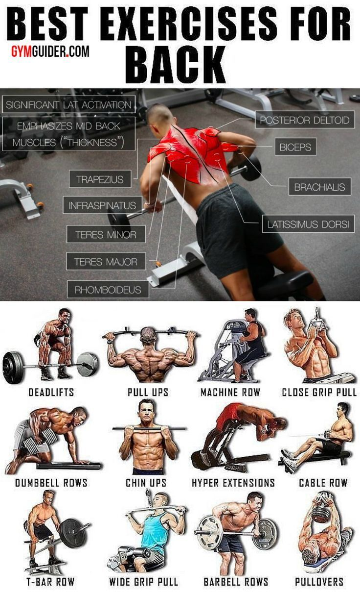 The Only Back Workout You Need 16