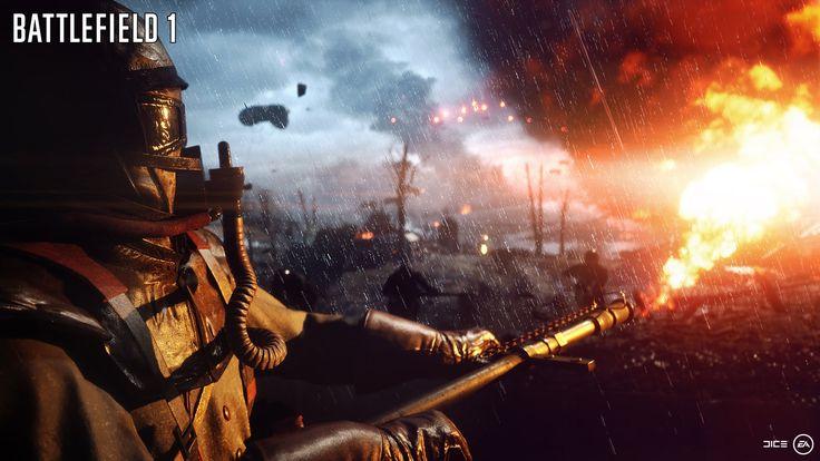 Battlefield 1 공식 공개 트레일러