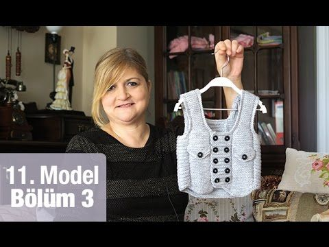 11. Model (3/5) ● Örgü Modelleri - YouTube