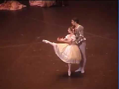 """GISELLE """"Peasant Pas de Deux""""  (Paris Opera Ballet)"""