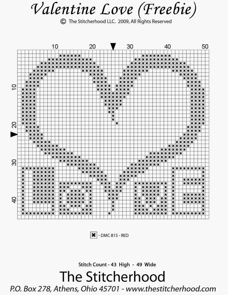 The Stitcherhood - Love