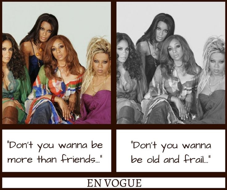 En Vogue Don't Let Go Misheard Lyrics