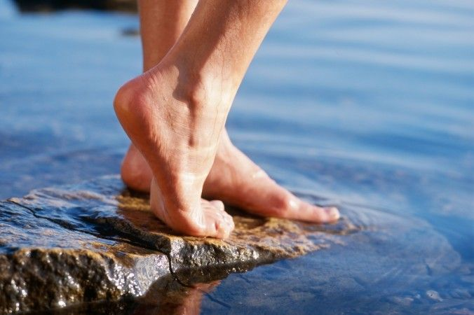 Grounding – The Ultimate Healing Technique? Got grounded without going barefoot, use one of our Earthing products available here http://www.earthingoz.com.au/